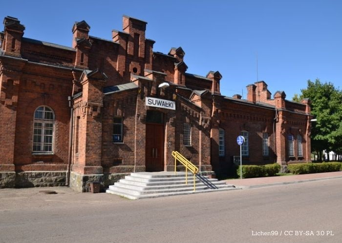 Powiat Suwałki: Trakt świętego Jana Pawła II