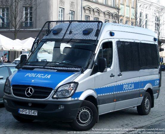 Policja Suwałki: Sprawca kradzieży rozbójniczej w rękach policjantów