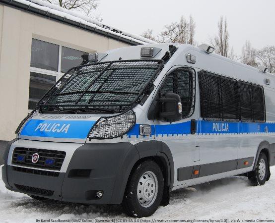 Policja Suwałki: Zatrzymany sprawca kradzieży