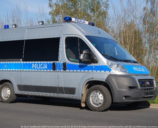 Policja Suwałki: Uszkodził samochód – został zatrzymany