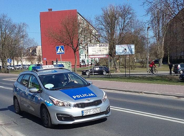 Policja Suwałki: Jechał o 60 km/h za szybko - stracił prawo jazdy