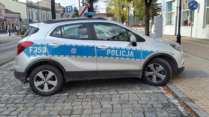 Policja Suwałki: Uwaga na kruchy lód!